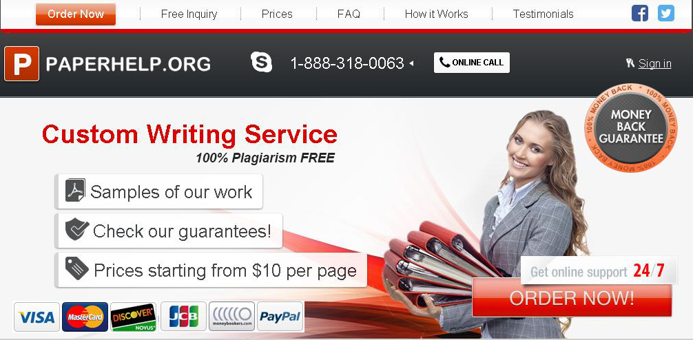 Writing for money online